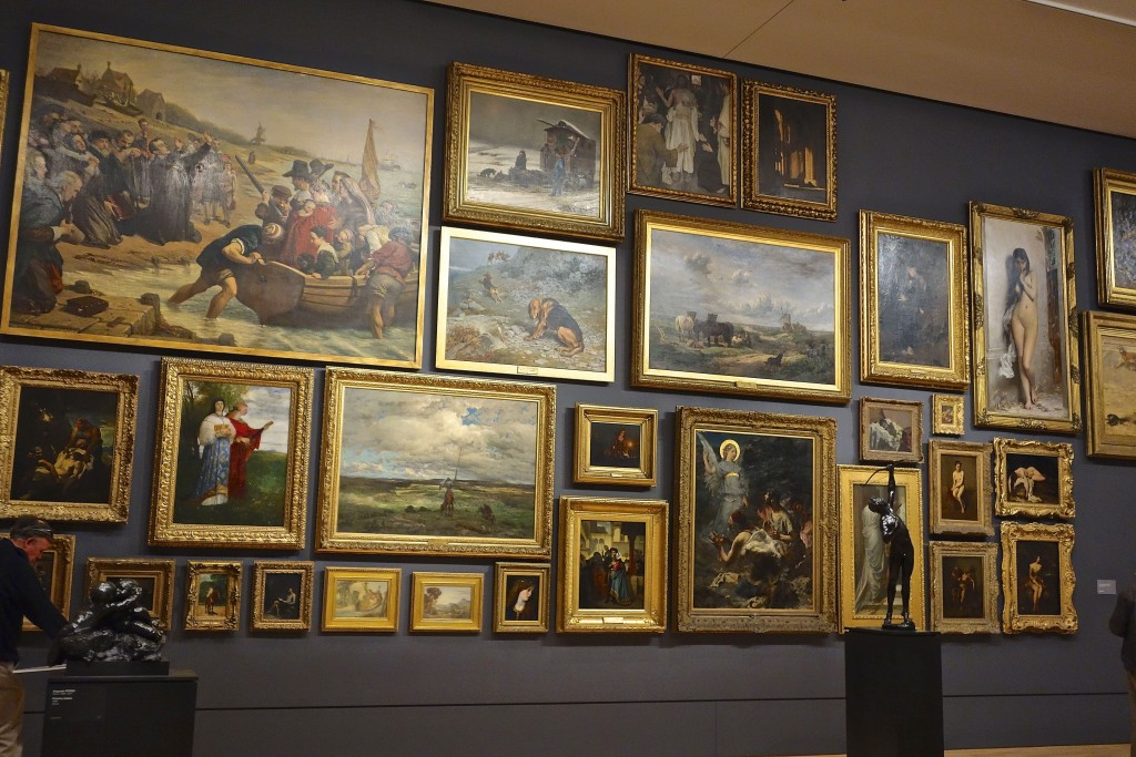 NGV 19th-century gallery 1